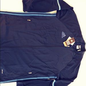 Adidas climacool Long Sleeve full zip size XL mens